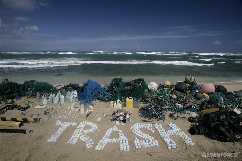 Defending Our Oceans Tour - Hawaii Trash (Hawaii: 2006)