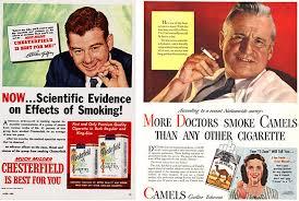 cigarettes are good